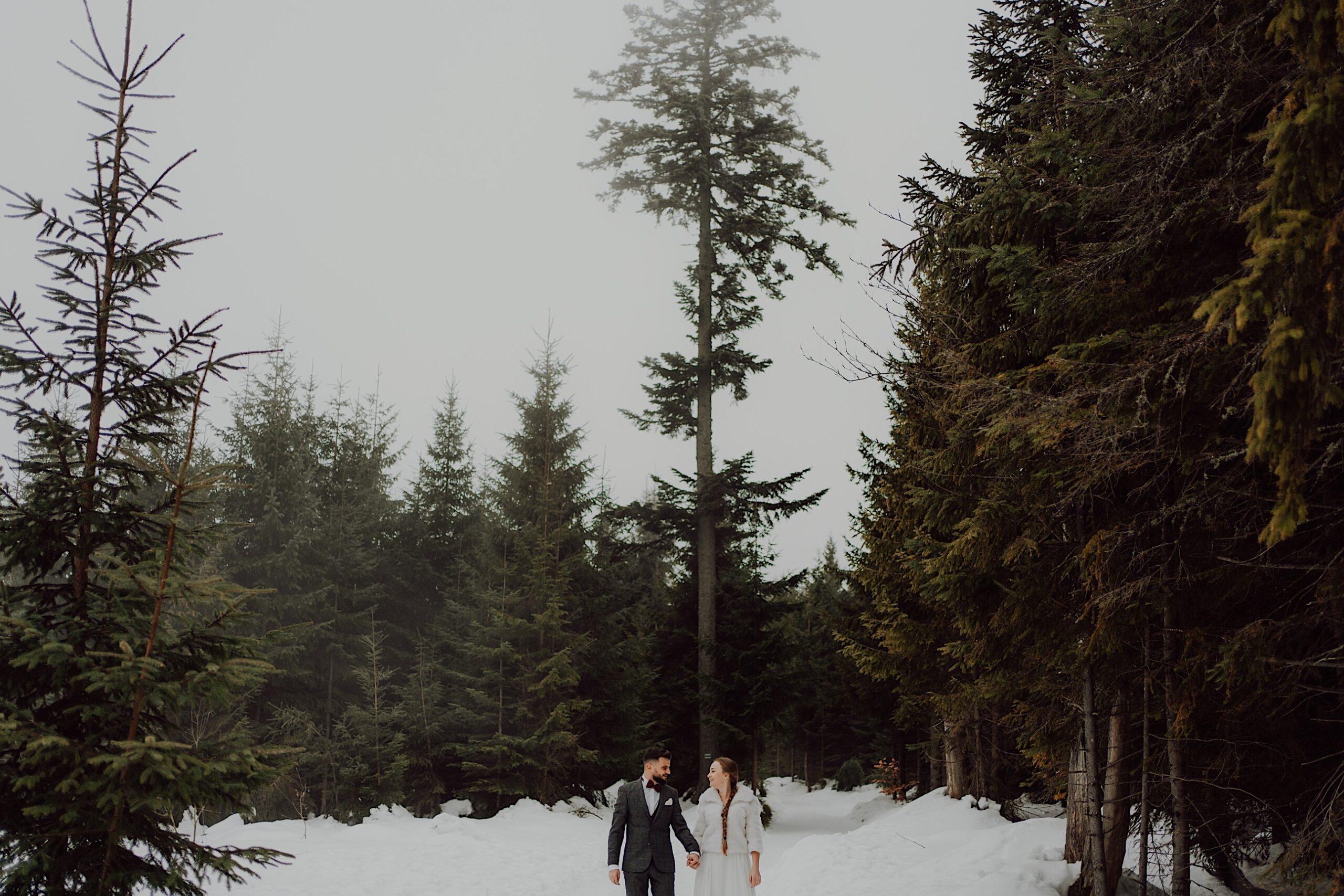 Gdzie zrobić zdjęcia ślubne w plenerze