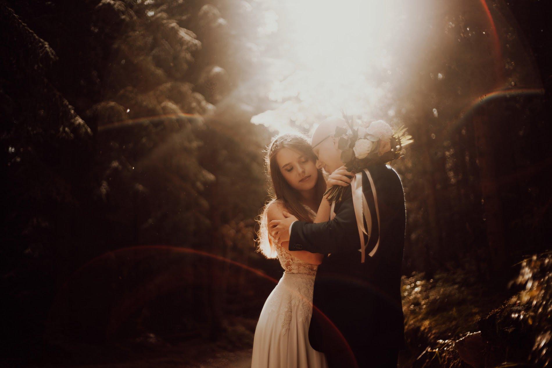 Miejsca na sesję ślubną