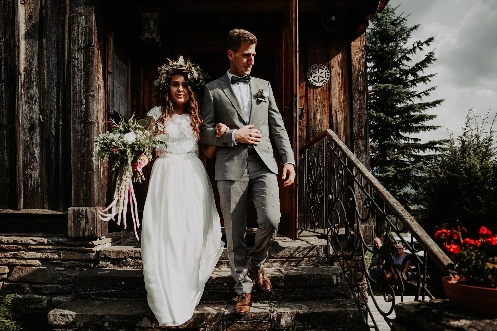 kameralne wesele w górach