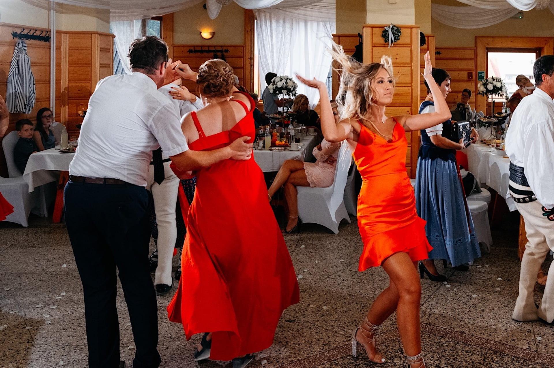 wesele w remizie