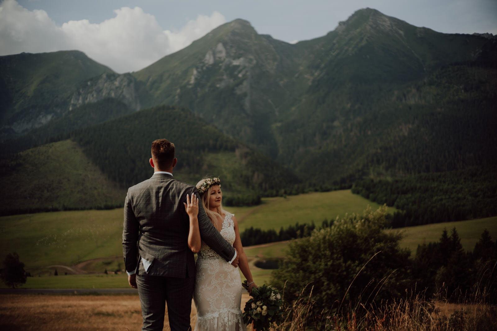 sesja ślubna w tatrach360