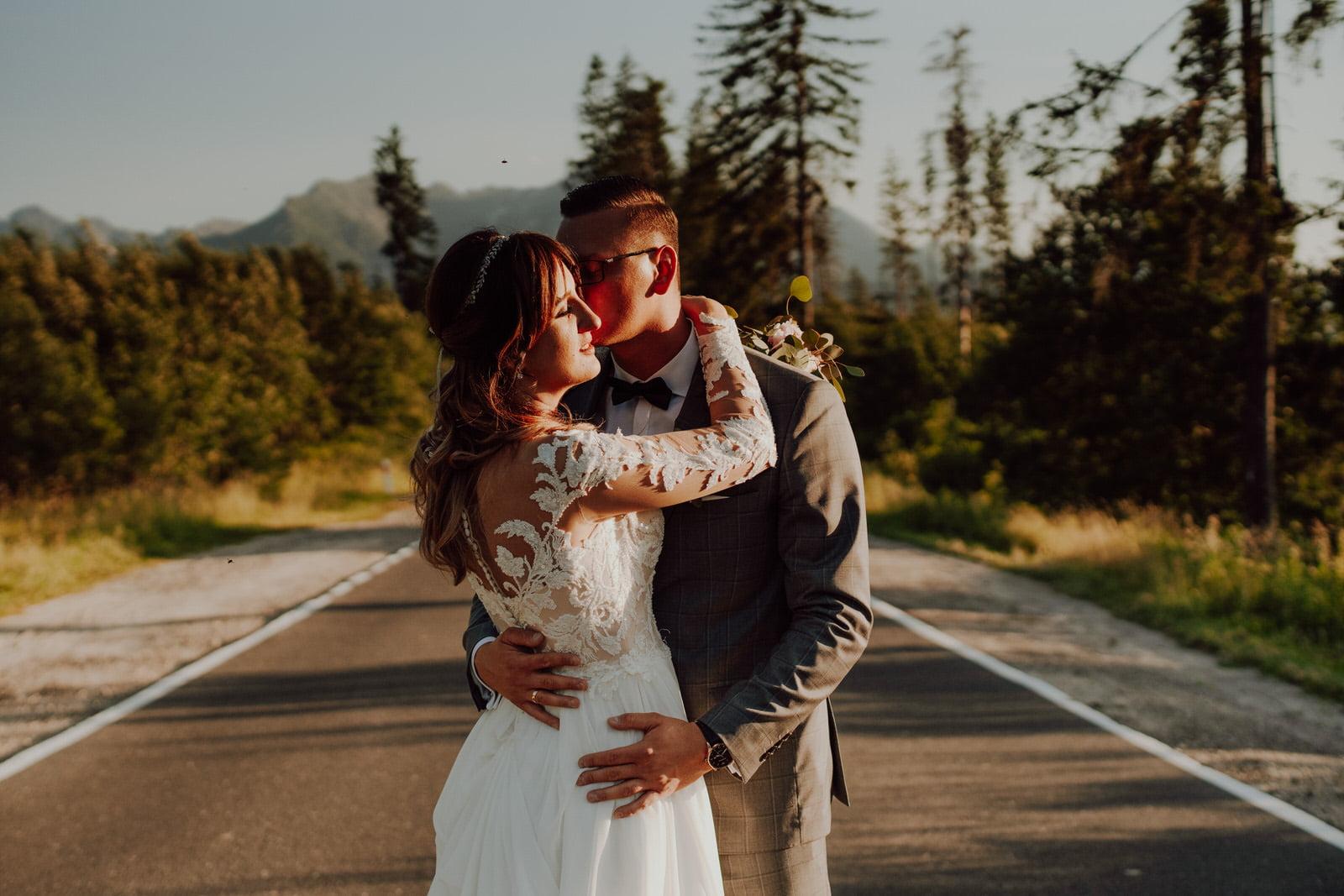 sesja ślubna w górach1