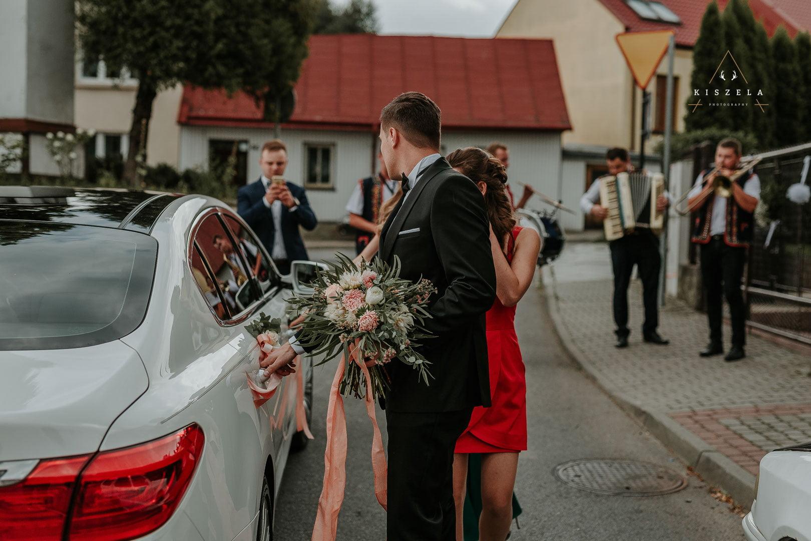 willa poprad wesele